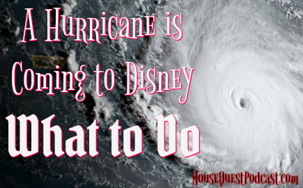 A Hurricane is Coming to Disney