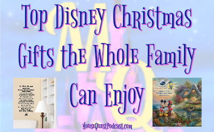 Disney Christmas Gift Guide