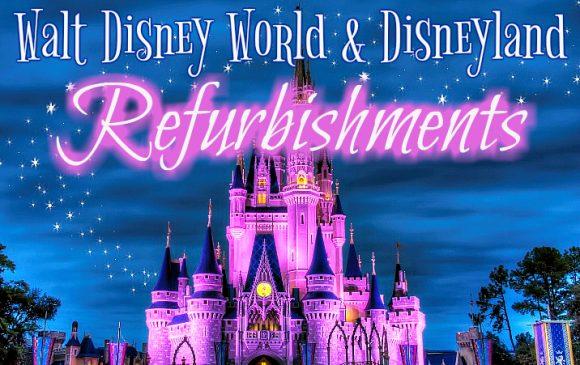 Disney Refurbishments