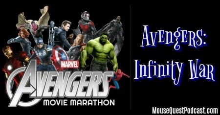 Marvel Movie Marathon – Avengers: Infinity War